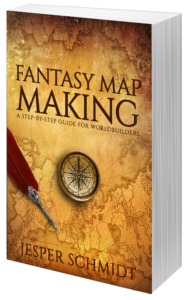 Fantasy Map Making in a step by step approach  The simple approach
